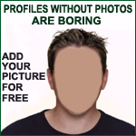 Image recommending members add Gluten Free Passions profile photos
